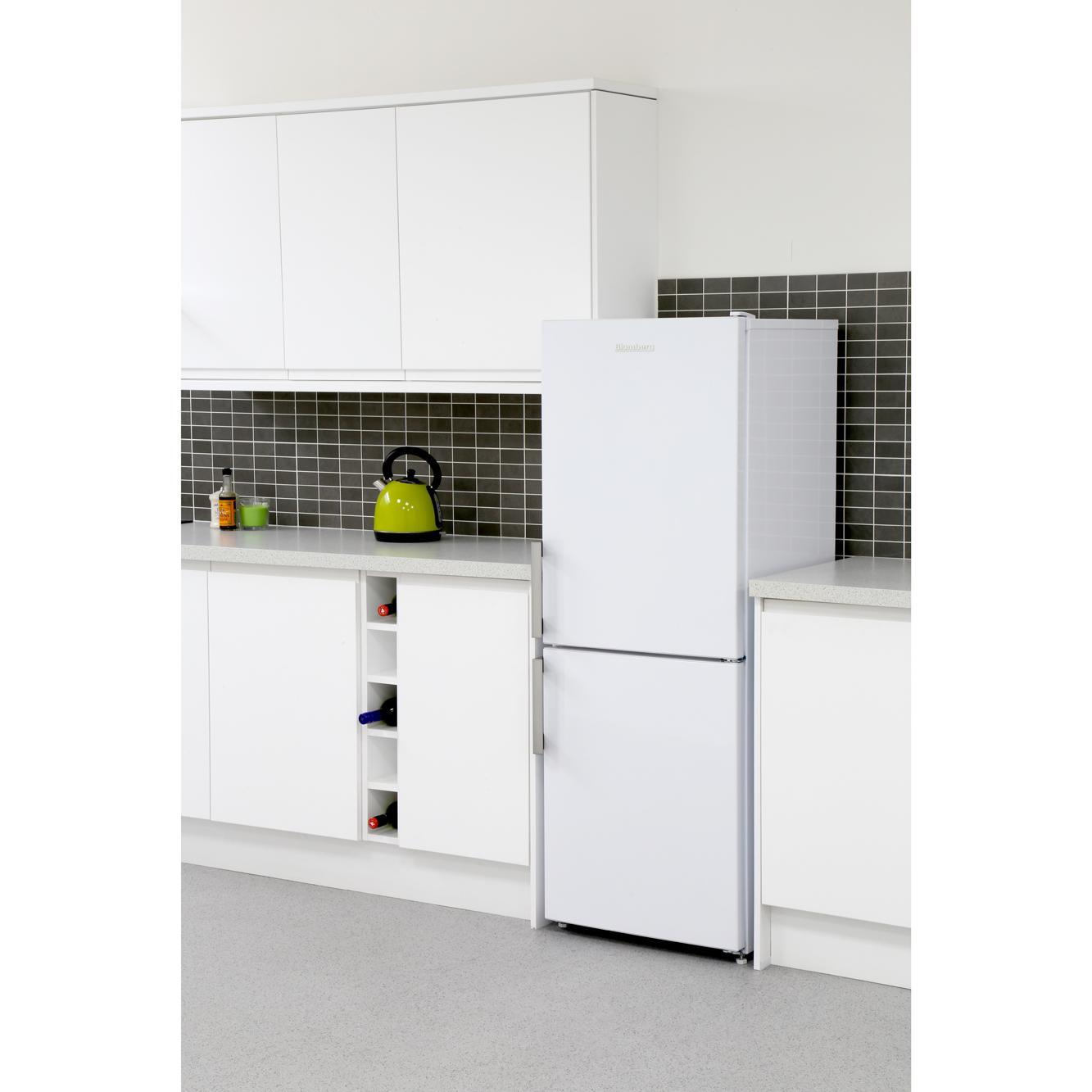 Blomberg Kgm4530 Frost Free Fridge Freezer White Herne