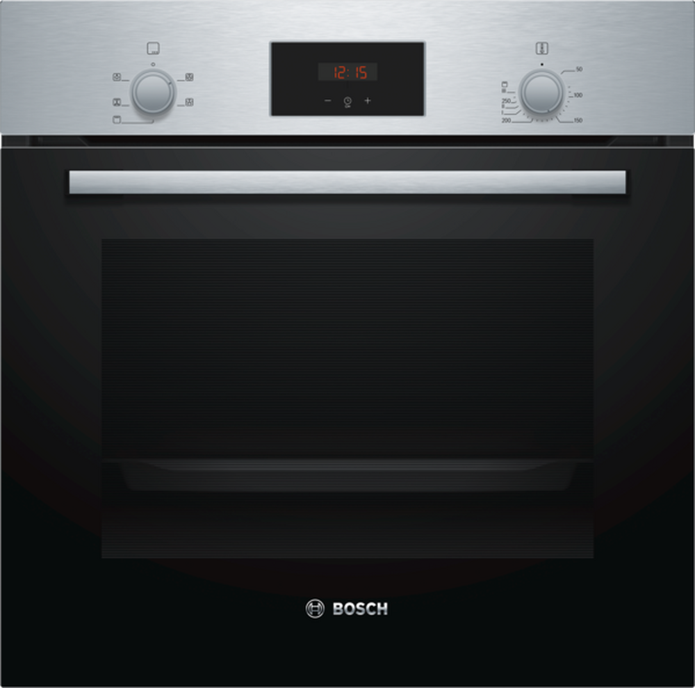 Bosch Hhf113br0b Built In Electric Single Oven Stainless