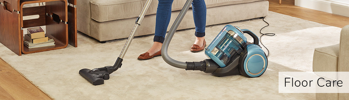 Floor Care appliances