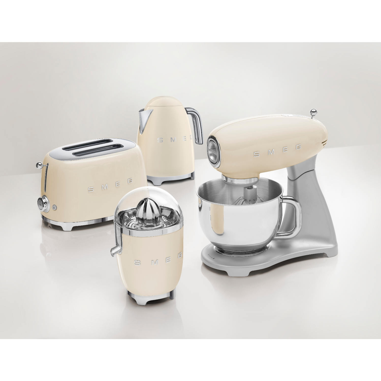 Smeg Klf03cruk 50 S Retro Style Kettle Cream Herne Bay