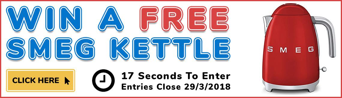 free kettle banner