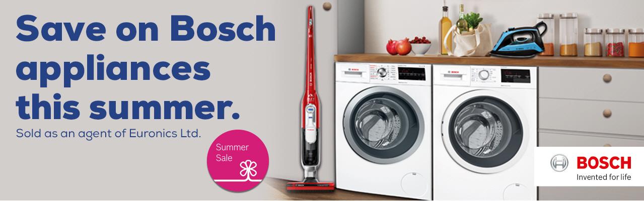 Bosch Summer Sale 2018