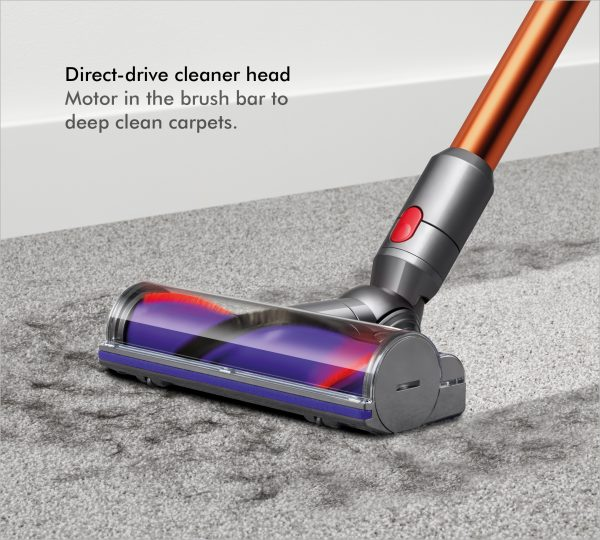 Dyson V10ABSOLUTE+ Cordless Bagless Vacuum Cleaner 3 direct drive