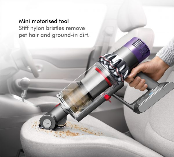 Dyson V10ABSOLUTE+ Cordless Bagless Vacuum Cleaner 9 mini motorised tool