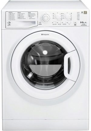 Hotpoint FDEU8640P front