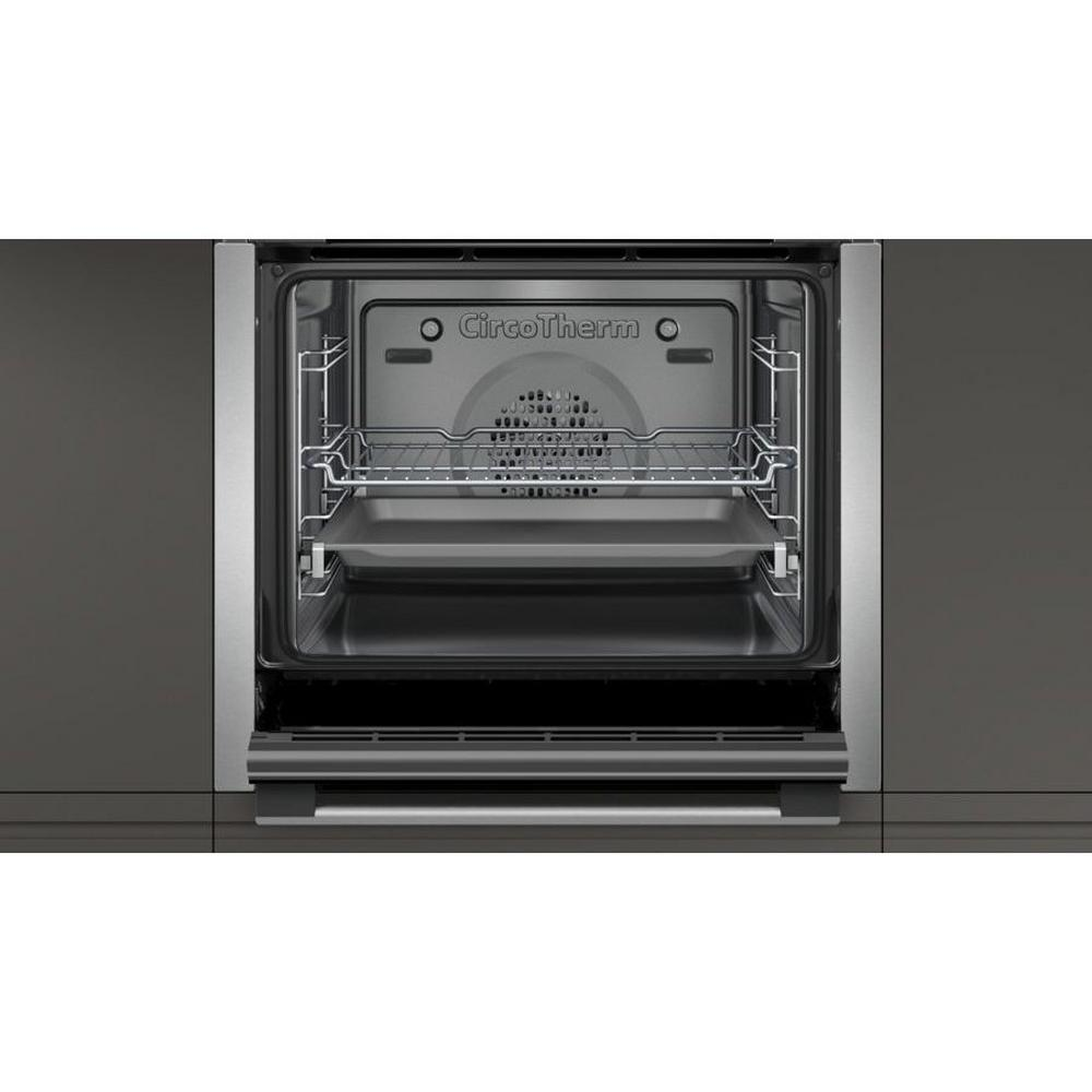 Neff B3ace4hn0b Built In Slide Amp Hide Single Electric Oven