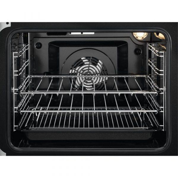 Zanussi ZCV66078XA inside oven