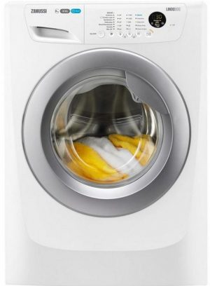 Zanussi ZWF91483WR front