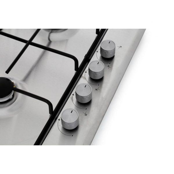 Beko CIHG21SX close up dials
