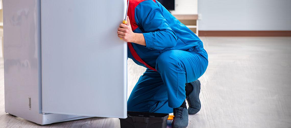 fridge repairs canterbury