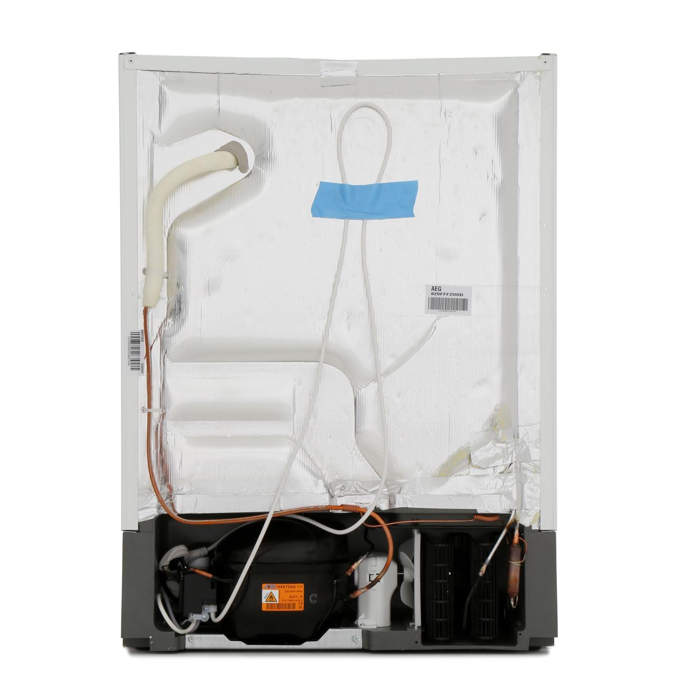 Aeg Abe6821vnf Frost Free Built Under Freezer Herne Bay