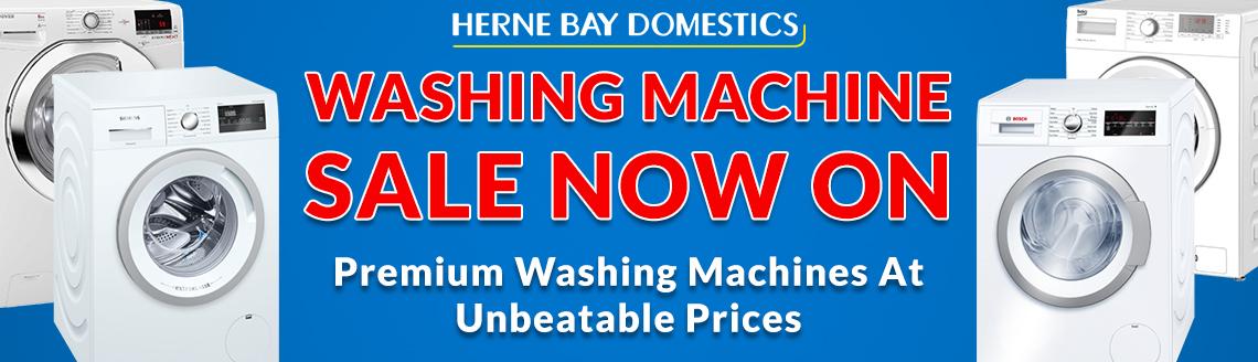 washing machine sale