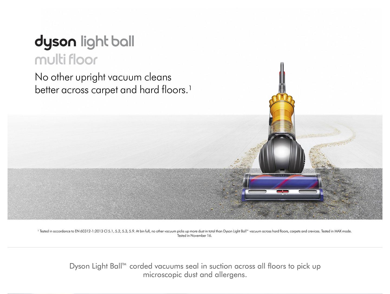 Dyson Ltballmultiflr Light Ball Multifloor Upright