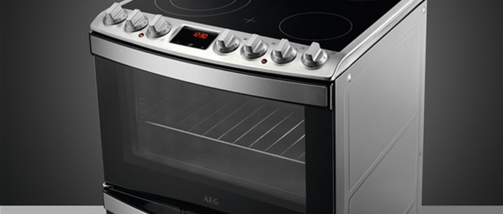 AEG electric cooker