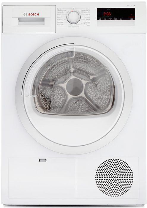 Bosch Serie 4 WTN85200GB 7kg Condenser Dryer White