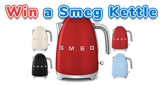 Red smeg kettle (new) in ME14 Maidstone