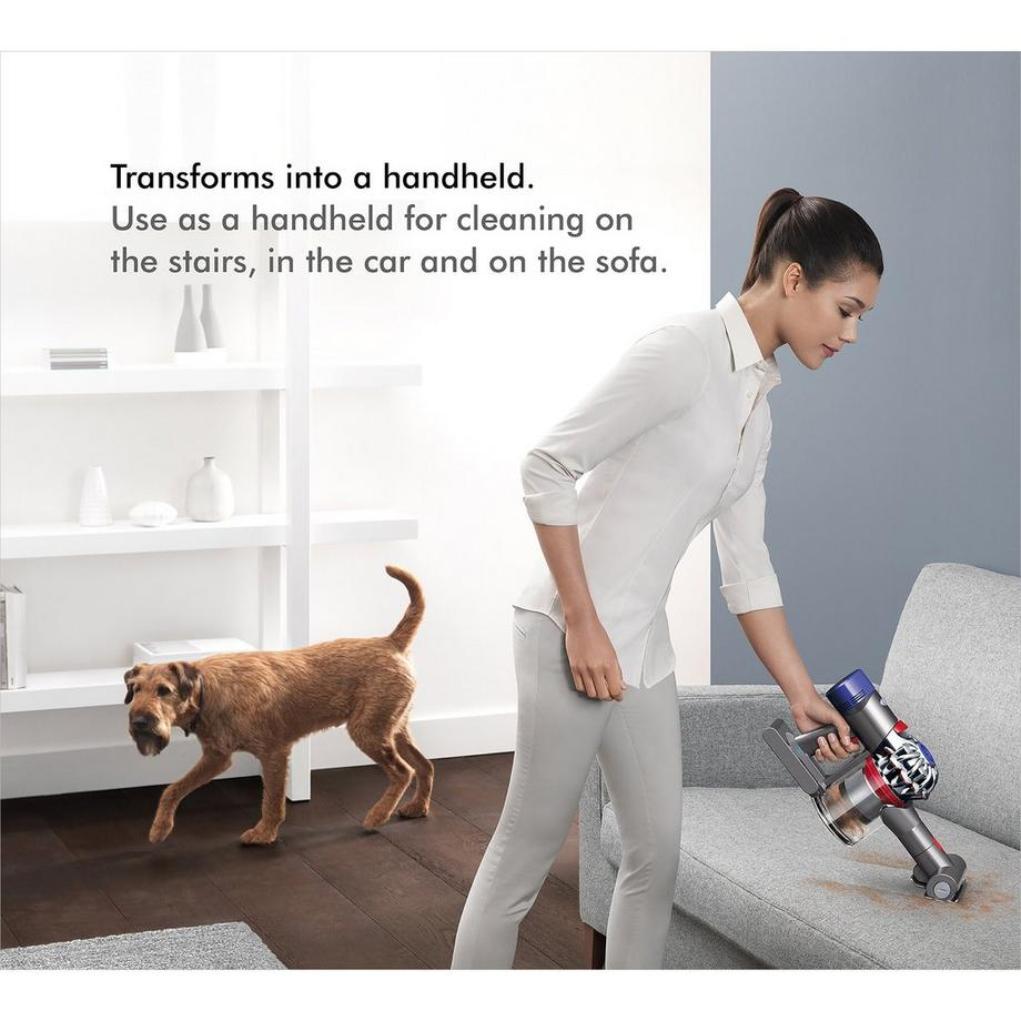 dyson v8animalcpt cordless vacuum cleaner herne bay domestics ltd. Black Bedroom Furniture Sets. Home Design Ideas
