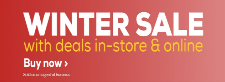 hbd euronics winter sale 2019 front banner