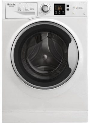 Hotpoint NSWE743UWS - Front