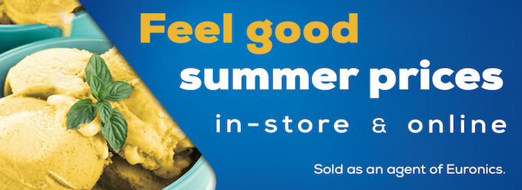 Feel good summer prices