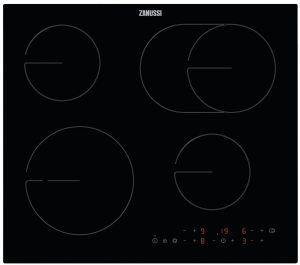 Zanussi ZHRX643K - Main