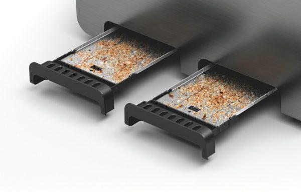 Bosch TAT5P445GB - Crumb Trays