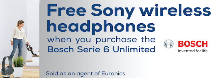 Free Sony Wireless Headphones