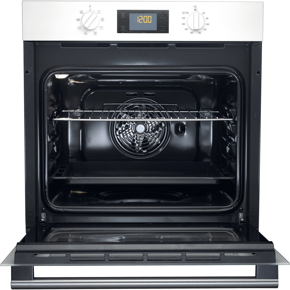 Hotpoint SA2540HWH Built In Electric Single Oven – White ...