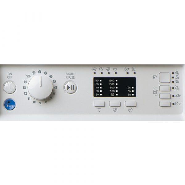Indesit BIWMIL91484 - LED