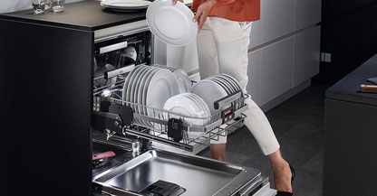 Full Size Integrated Dishwashers