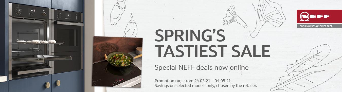 Neff Spring Sale Promotion