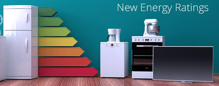 New Energy Ratings For Appliances UK