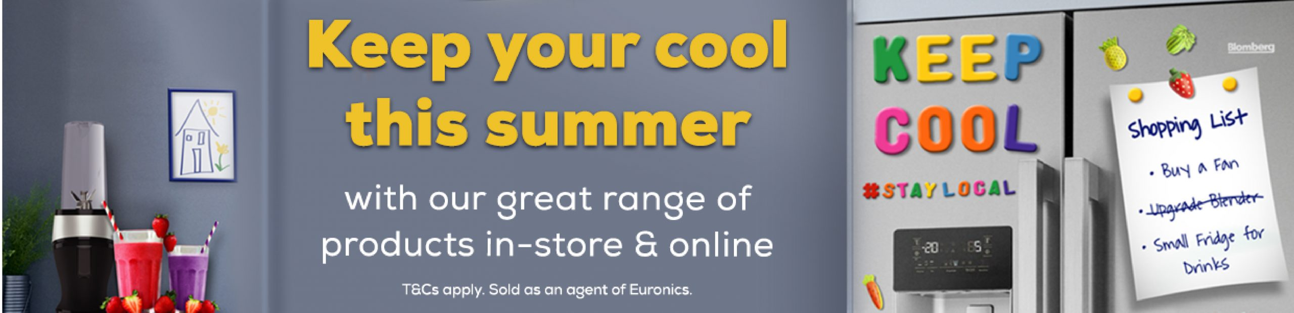 Keep Cool Promotion
